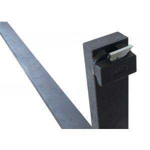 Gabelzinken FEM3, Tragkraft bis 5000 kg, Länge 1200-2400 mm
