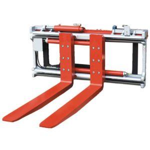 Durwen Zinkenverstellgerät Typ RZV-GS 110, FEM 4, Tragkraft 8000 kg bei LSP 1100
