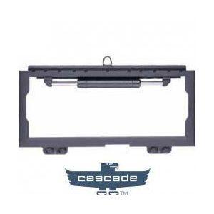 CASCADE Seitenschieber FEM3, Tragkraft 3500 kg, Breite 1150 oder 1300 mm