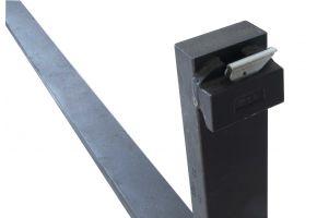 Gabelzinken FEM2, Tragkraft bis 2500 kg, Länge 1000-2400 mm