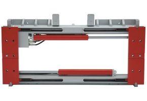 Durwen Zinkenverstellgerät Typ RZV 30, FEM 3, Tragkraft 3000 kg
